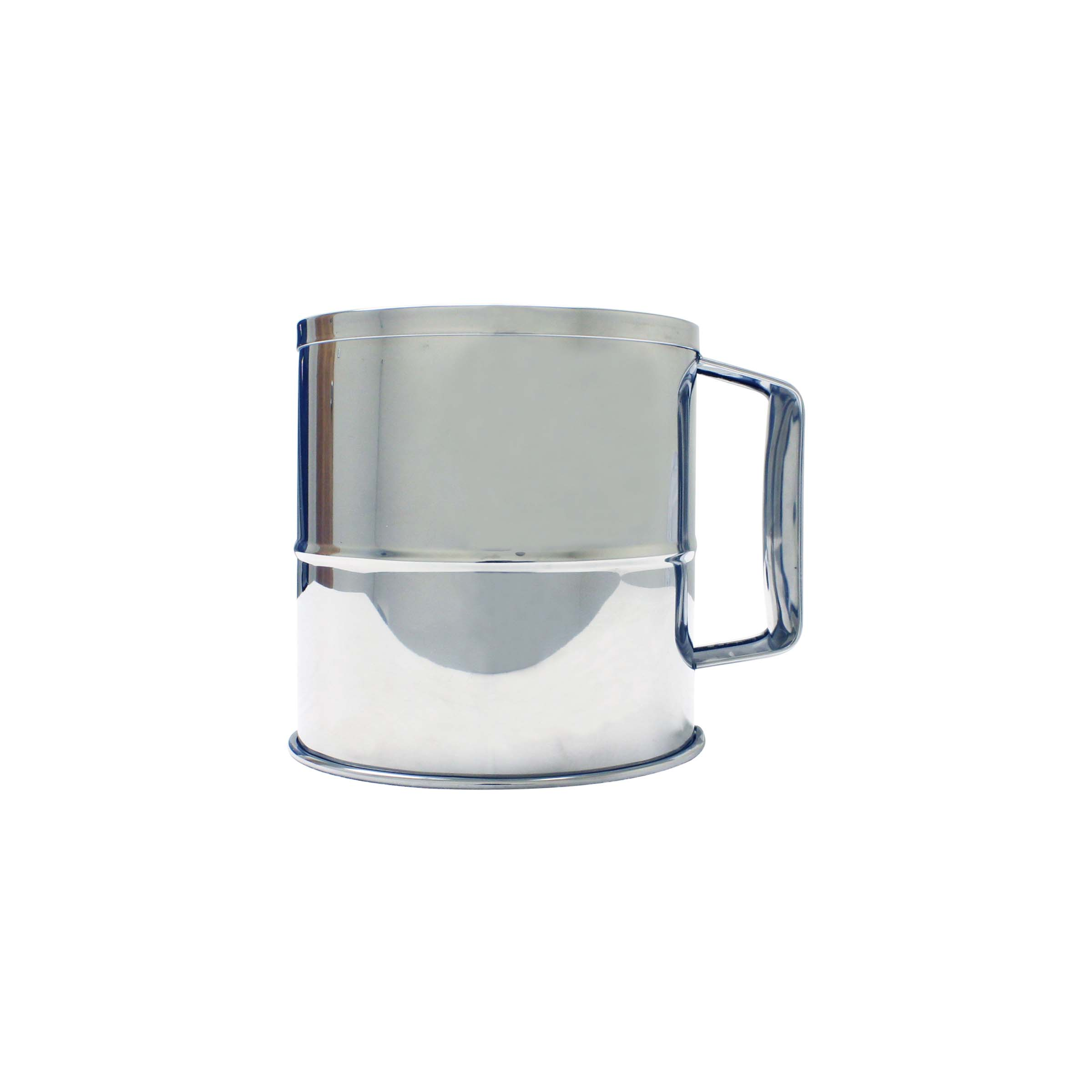 8 Cup Flour Sifter, Comes In Each by Thunder Group