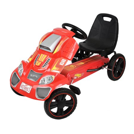 Hot Wheels Speedster Go Kart Ride On – Red Now $59 (Was $169.99)