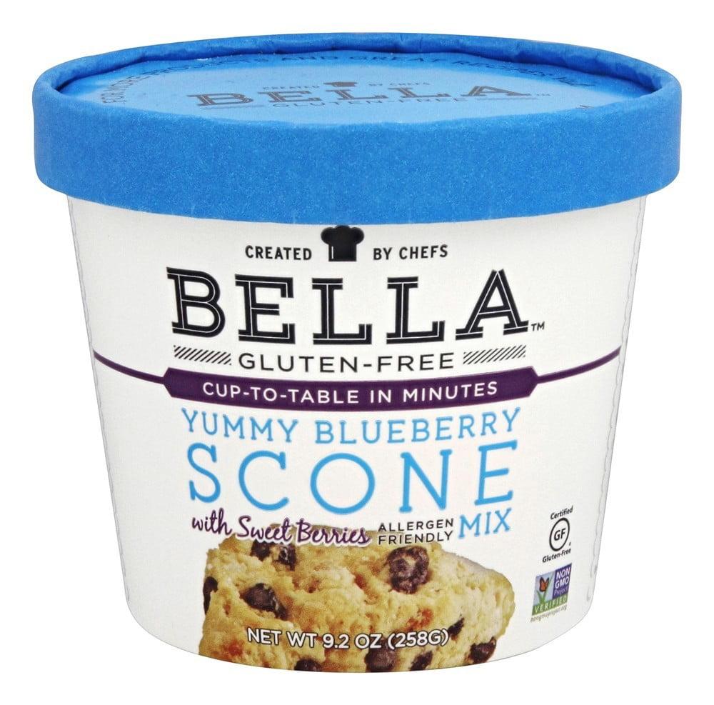 Bella Gluten Free Yummy Blueberry Scone Mix 9.2 oz. by PERUGINA