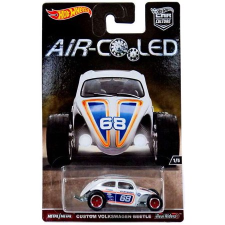 Hot Wheels Air-Cooled Custom Volkswagen Beetle Diecast Vehicle
