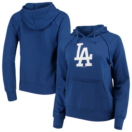 Women's 5th & Ocean by New Era Royal Los Angeles Dodgers Team Pullover - Team Gear