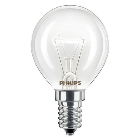 (Philips Original Oven Bulb 300c 40W 240 volt E14 Lifetime 1000 Hours Bosch 57874)