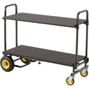 Rock N Roller R8RT 8-in1 Mid Multi-Cart with Shelf and Desk