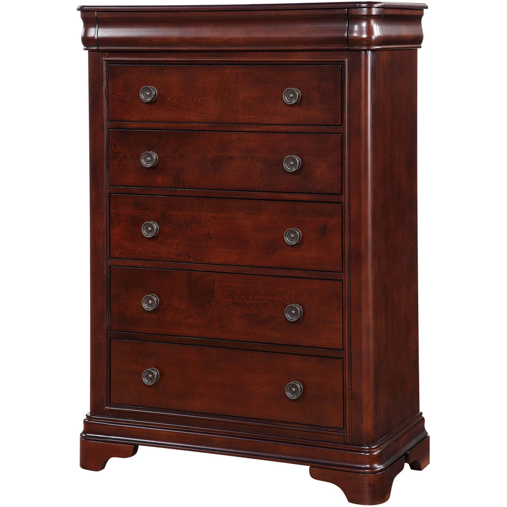 Cambridge Corolla 5-Drawer Chest