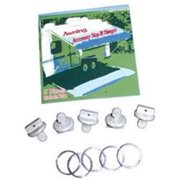FASTNERS 46123 Awning Accessories Hanger For A & E - Pack 5
