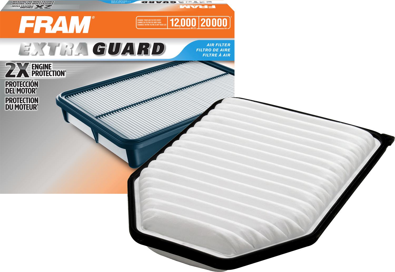 FRAM Extra Guard Air Filter, CA10348 by FRAM