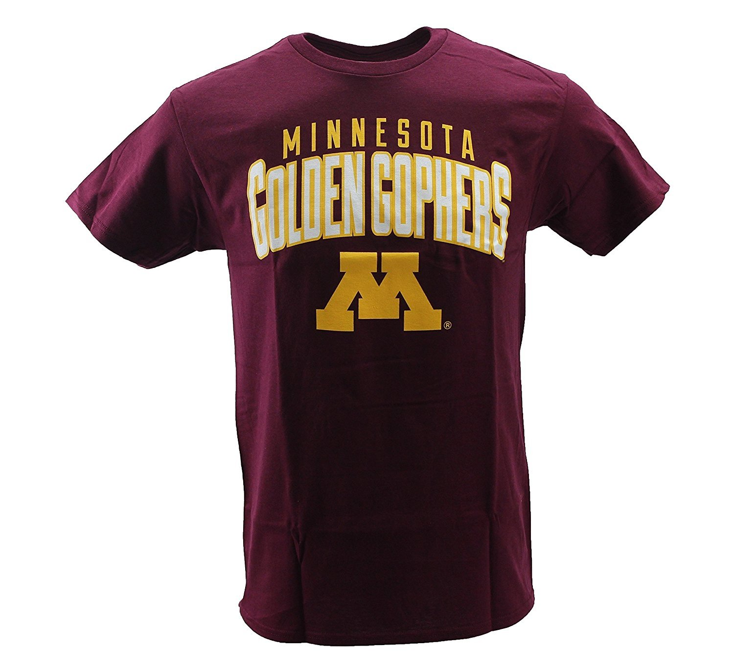 4th and 1 Men's Minnesota Golden Gophers T Shirt Maroon