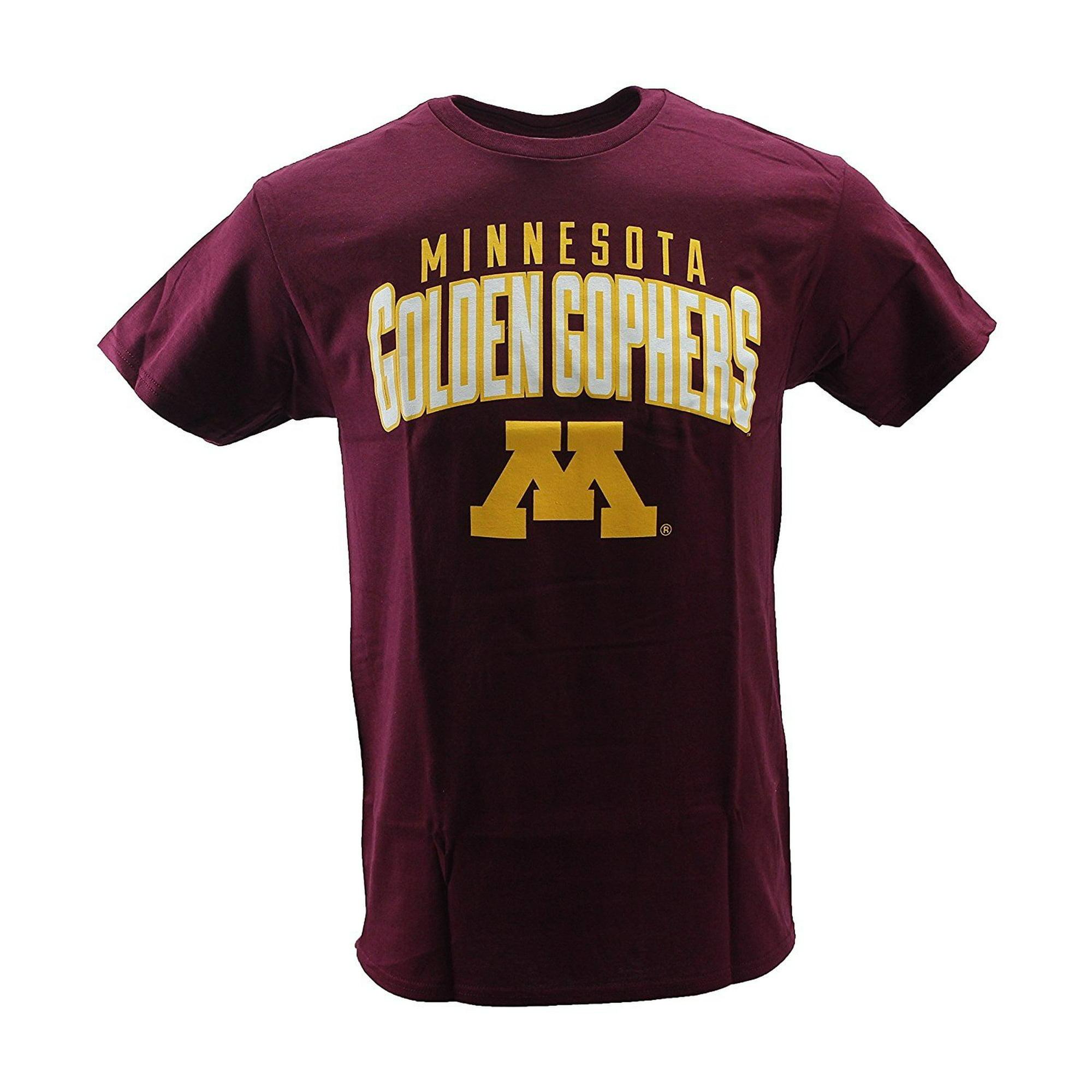 NCAA Minnesota Golden Gophers T-Shirt V4