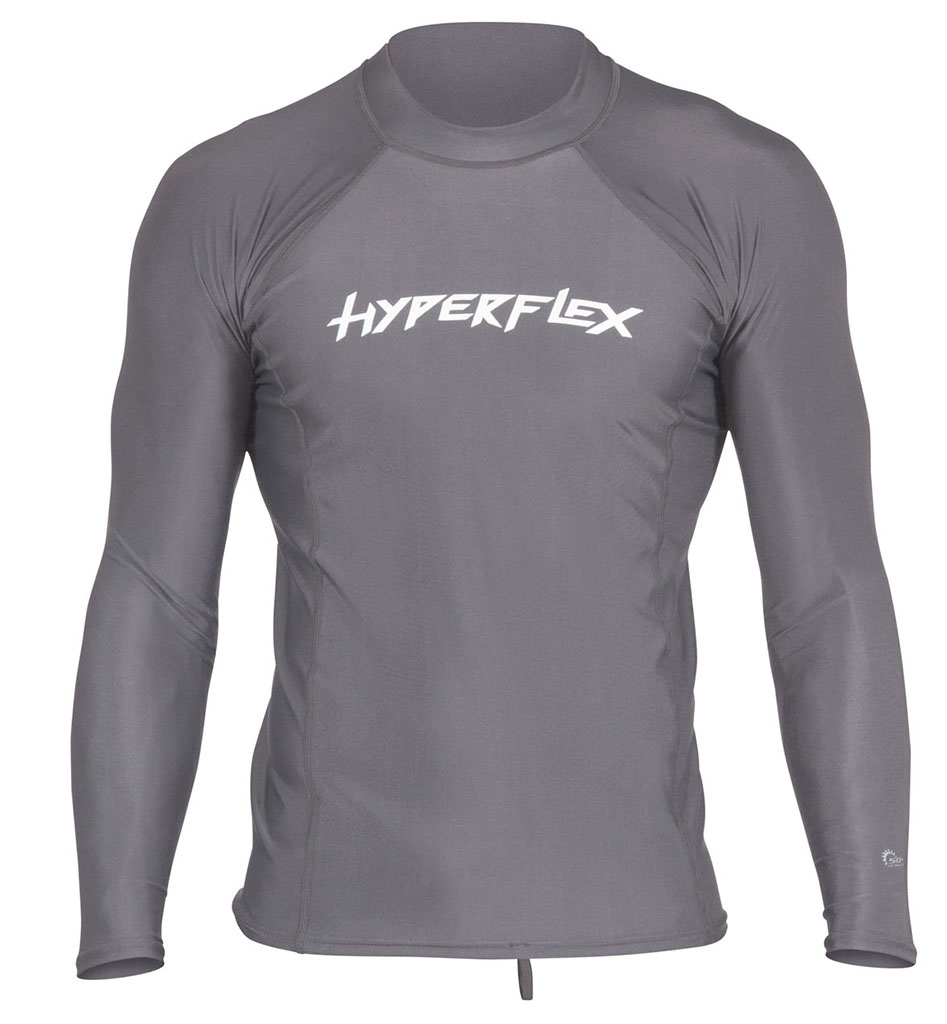 Men's HyperFlex Long Sleeve Rashguard