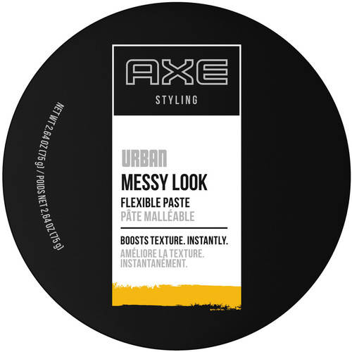 AXE Messy Look Flexible Hair Paste 2.64 oz