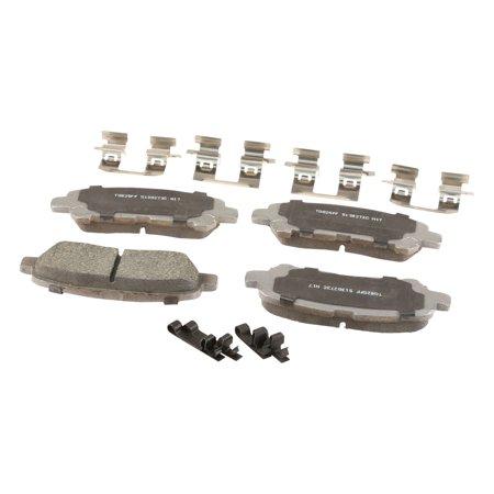 Wagner Brake Thermoquiet Ceramic Brake Pad Set