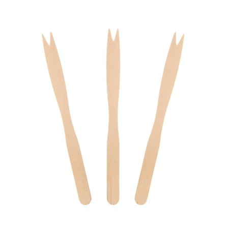 Royal Wood Two Prong Forks, 1000 Ct