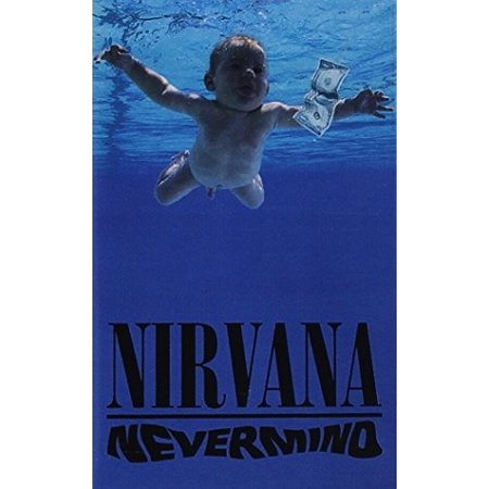 Nevermind (Cassette) (Limited Edition)