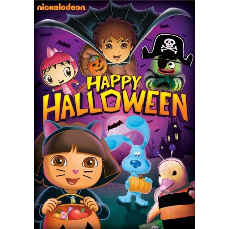 Nick Halloween Bumpers (Nick Jr. Favorites: Happy Halloween (Full)