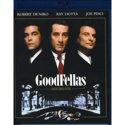 GoodFellas (Blu-ray) (Widescreen)