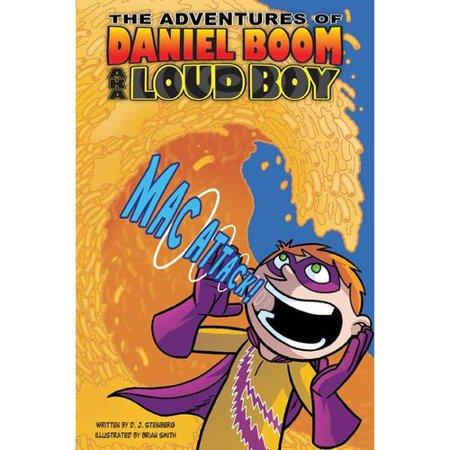 Adventures of Daniel Boom AKA Loud Boy: MAC Attack by
