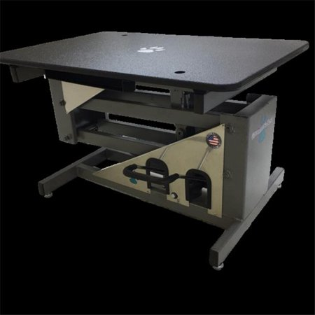 Groomers Best Gb48hyt 24 X 48 In Foot Hydraulic Grooming Table