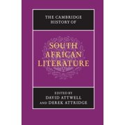 The Cambridge History of South African Literature - eBook