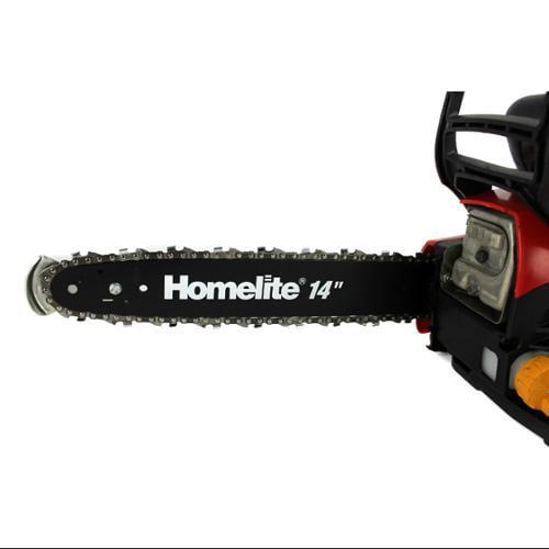 Homelite 35cc 14 in gas chain saw refur walmart greentooth Images