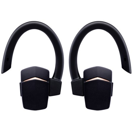 Bluetooth Headphones, ULAK Extreme Hi-Fi Wireless Earbuds Noise Cancelling Sweatproof Headsets For Sports, Running and Travel with  True HD Sound, APT-X Enhanced Connectivity Best Built-in