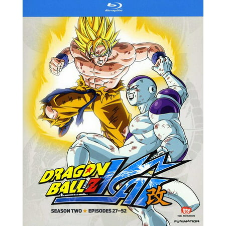 Dragon Ball Z Kai - Season Two (Blu-ray)