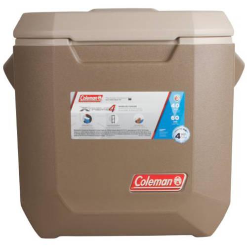 Coleman 40QT Wheeled Xtreme Cooler, Gray