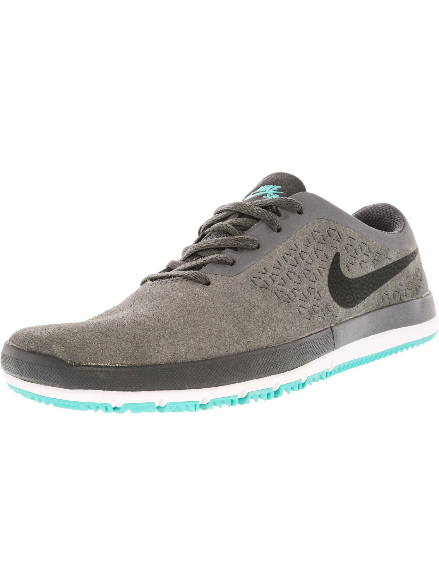 Nike Men's Free Sb Nano Dark Grey / Black Ankle-High Skateboarding Shoe - 9M