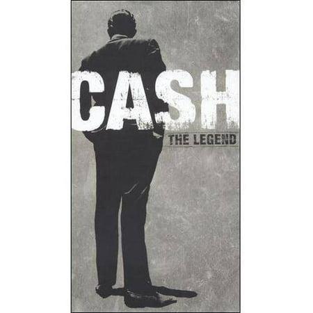 Johnny Cash   The Legend  Box Set   Cd
