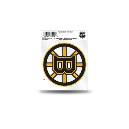 Boston Bruins Static Cling ()