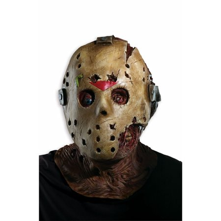 Jason Mask Adult Costume Accessory - Jason Without Mask