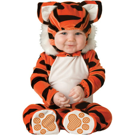 Morris costumes IC16004T Tiger Tot Toddler 18-24 Mos (Toddler Toto Costume)