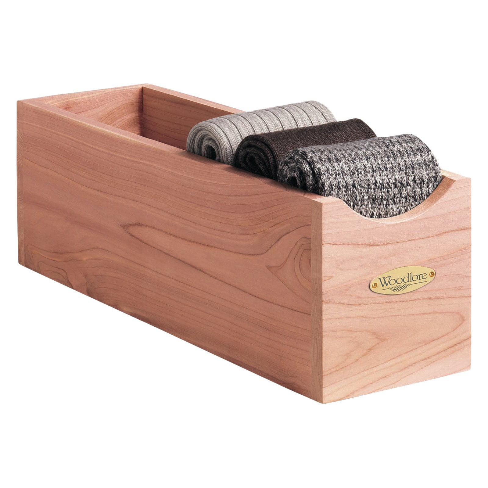 Woodlore Socks Box - Set of 2