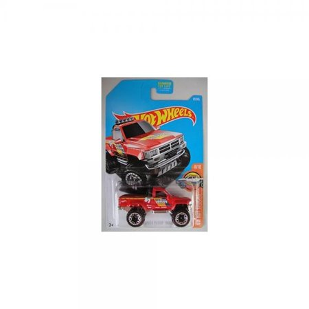 Hot Wheels 2017 HW Hot Trucks 1987 Toyota Pickup Truck 82/365, (Best Wheels For Toyota Tacoma)