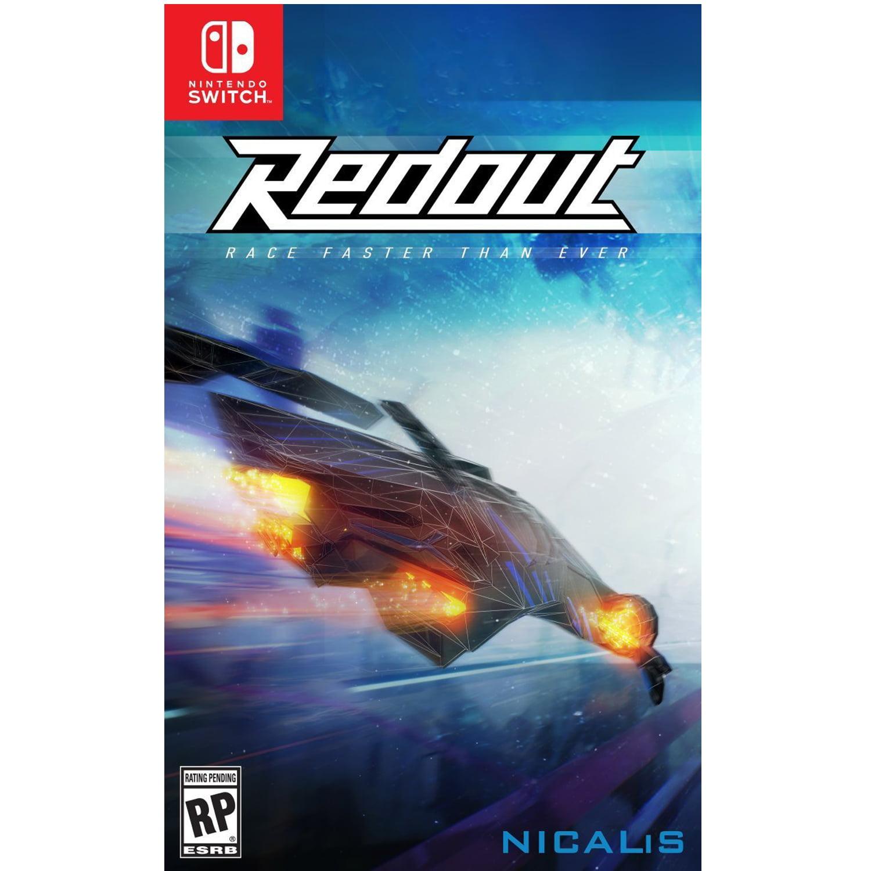 Nicalis Redout, Atlus, Nintendo Switch, 867528000321