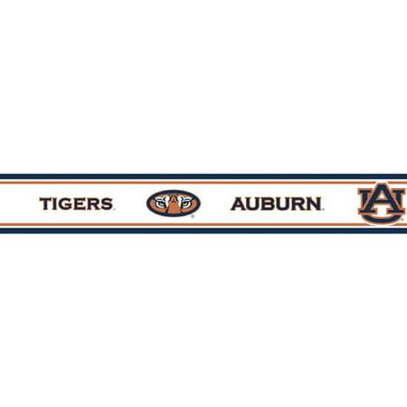 Auburn peel and stick wallpaper border for Peel and stick wallpaper walmart