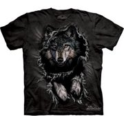 Breakthrough Wolf Adult T-Shirt - 101738