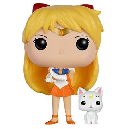 FUNKO POP! ANIMATION: SAILOR MOON - VENUS WITH ARTEMIS
