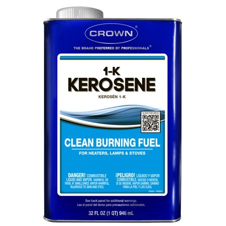 Crown Kerosene, Quart