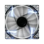 AeroCool Shark Fan White Edition - Case fan - 120 mm