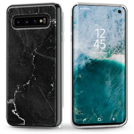 Galaxy S10 Case, Evocel [Stylish Design] [Slim Profile] [Easy Push Buttons] [Simple Installation] Iconic Series Phone Case for Samsung Galaxy S10, - Digital Pouch Case