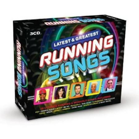 Latest & Greatest Running Songs - Latest & Greatest Running Songs [CD] (Running Songs)