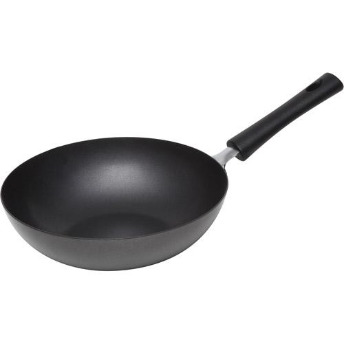 "Asian Origins 9.5"" Non-Stick Fry Pan, Black"