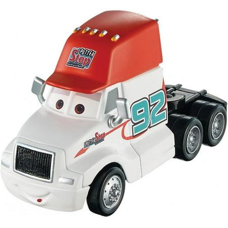 Disney Pixar Cars Sputter Stop Cab Deluxe Die Cast Vehicle Walmart Com