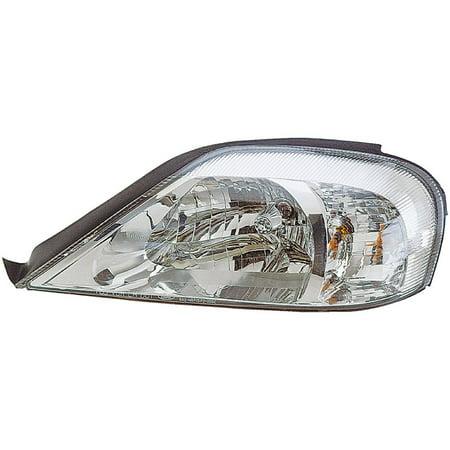 Dorman 1591220 Headlight For Mercury Sable, Clear Lens
