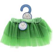 Stellar Pet Boutique Green Tutu Skirt-Small/Medium