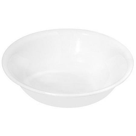 Corelle Livingware 10 Ounce Winter Frost White Dessert Bowl