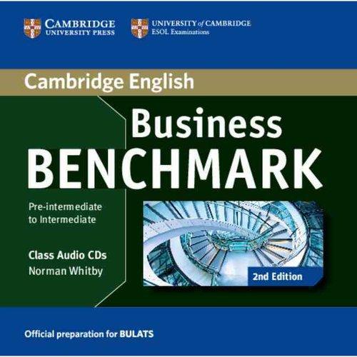 Business Benchmark: Pre-intermediate to Intermediate Official Preparation for Bulats
