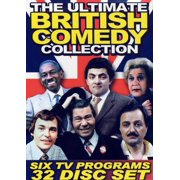 The Ultimate British Comedy Collection by