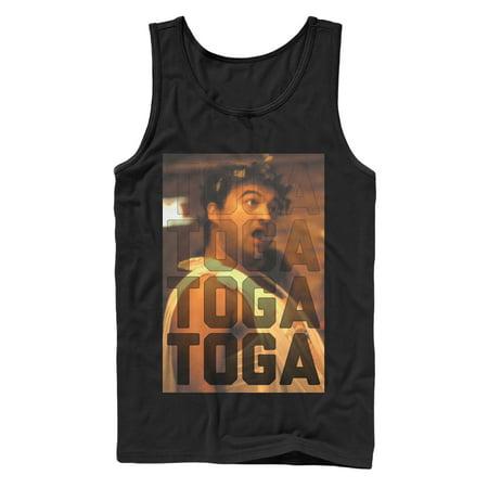 Animal House Men's Bluto Toga Tank Top](Men In Toga)