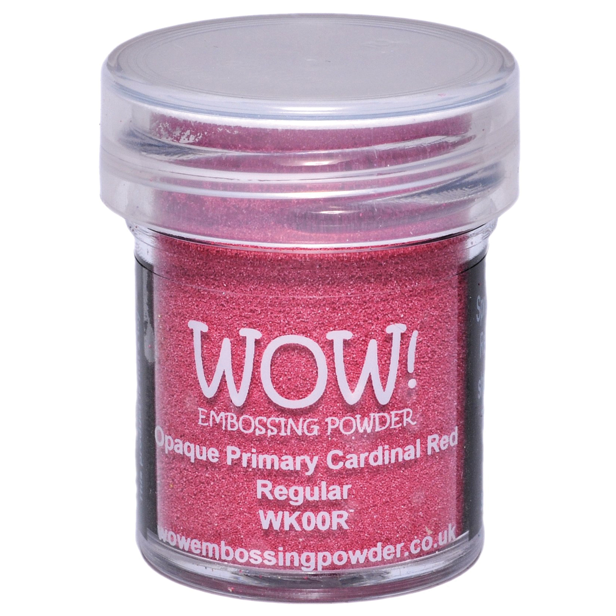 WOW! Embossing Powder 15ml-Cardinal Red